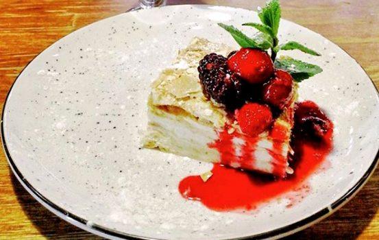 Наполеон - класичний десерт